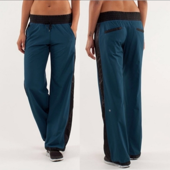 Lululemon Run Righ lined pants size 8 tall